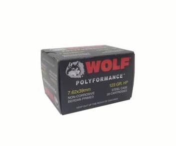 Wolf Polyformance Ammo2
