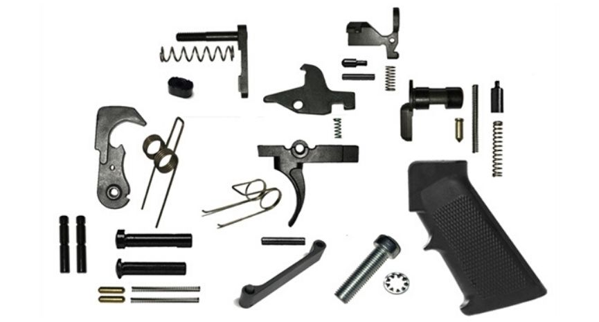 Feature image AR-15 Lower Parts Kit